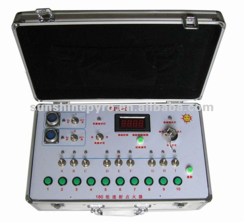 professional wireless fireworks firing system for Christmas Celebration