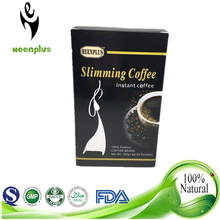Factory price coffee and weight loss slim tea side effects health