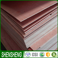 Certificated by iso 2.5mm flexible plywood home depot in China