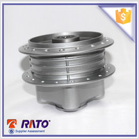 Highly recommended silver rear motorbike wheel hub for sale