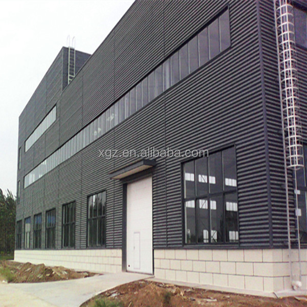 China Prefabricated Steel Cold Storage Warehouse Construction