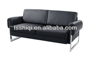 PU leather sofa(110-3)