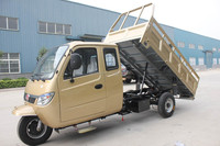 2015 hot 800CC cargo tricycles with cabin