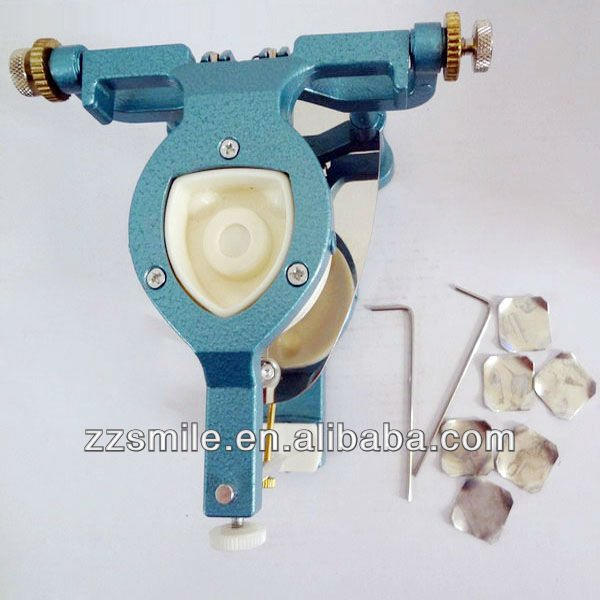 Dental Orthodontic Equipment Adjustable Articulator for Lab