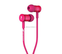 New Arrival The stereo in ear earphone with stereo plug earphone with competitive price computer accessory