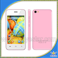 4inch telefono android/telefonos celulares android dual core/movil cell phone