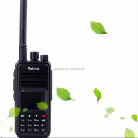 Original DMR Digital TYT MD380 Walkie Talkie 400-480MHZ two way radio +programming cable +software
