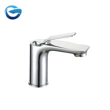 Hot selling high end unique design water saving wash basin sink faucet bathroom