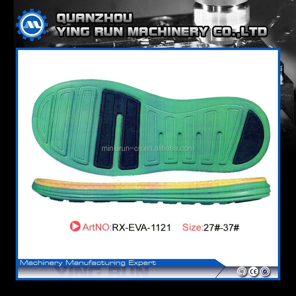 new design EVA phylon shoe sole made by shoe sole manufacturers