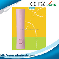 Real capacity 2600mah power bank battery rechargeable, 2600mAh spice mobile battery for cell phone Alibaba Shenzhen
