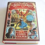 The Land of Stories: A Grimm Warning Colfer, Chris Juvenile Fiction Hi