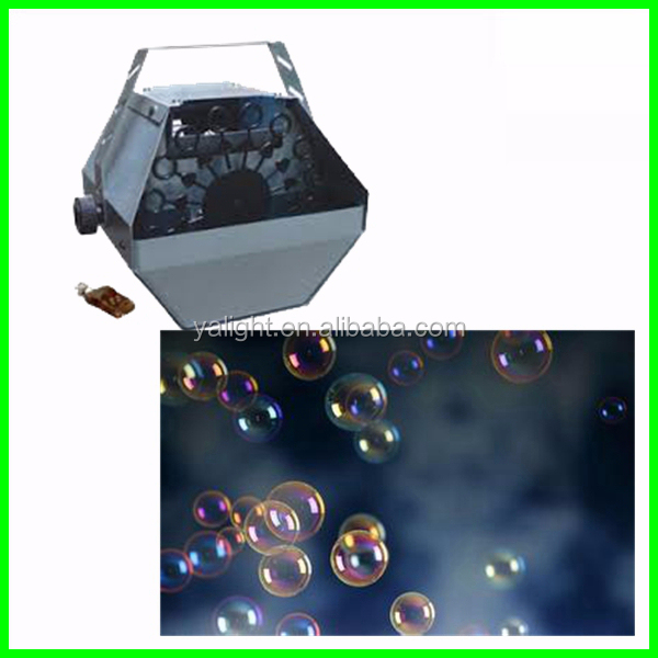 DC12V bubble machine for wedding
