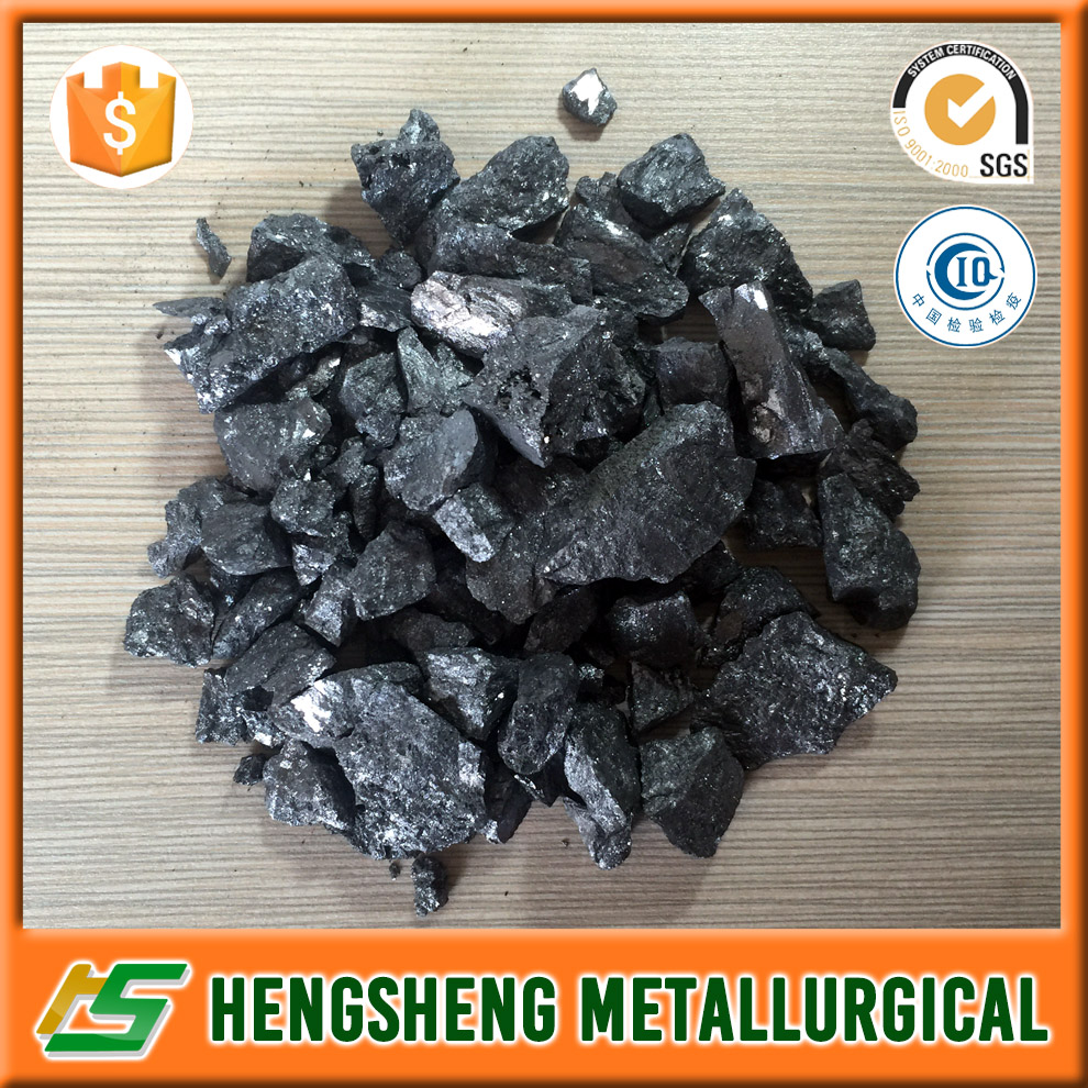 Anyang ferro alloy calcium silicon Manufacturer for steelmaking