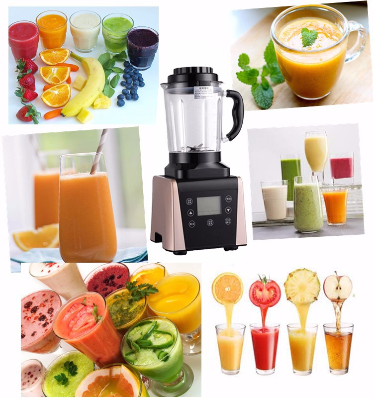 New type fashionable food blender intelligence 1800w juice extractor hand blender