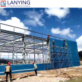Fast Construction Light Steel Structure Prefabricated Warehouse Price