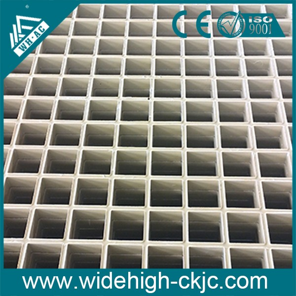 Factory Price Customized Grating Fiberglass FRP Grating from Manufacturer in China