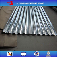 Pre-painted Corrugated Steel Sheets For Roofing Tile