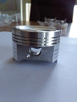 Piston Diameter 52.4mm, Motorcycle Engine Piston , for Motorcycle CB125