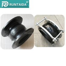 Factory supply rubber single ball expansion joint