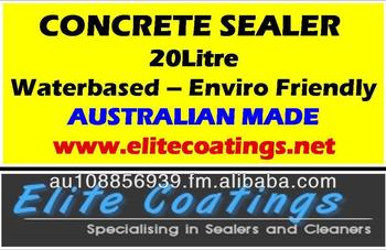AQUASEALHD CONCRETE SEALER