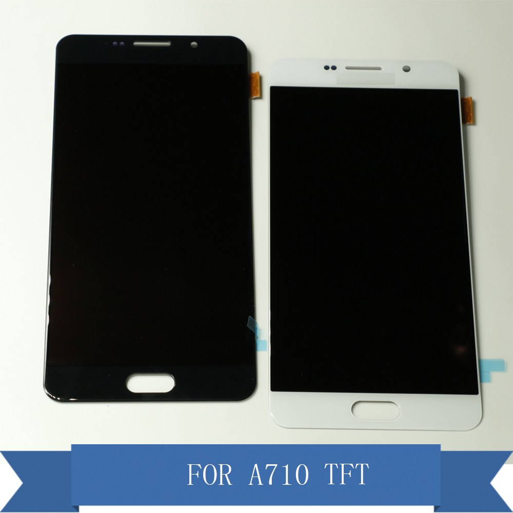 Mobile Lcd Screen Assembly For Samsung Galaxy A7 A710