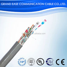 best price utp cat3/cat5/cat6 25 pairs copper cable