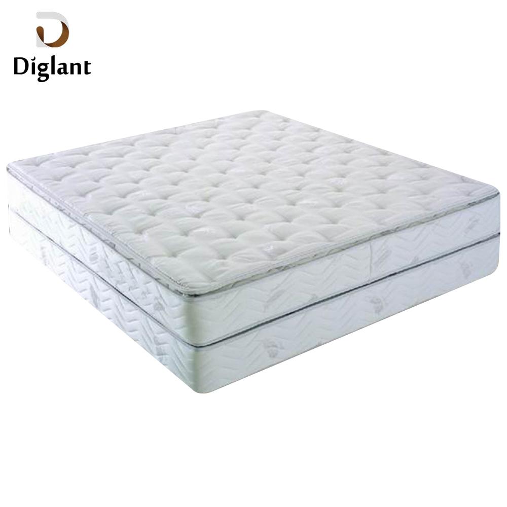 DM037 Diglant Gel Memory Latest Double Fabric Foldable King Size Bed Pocket bedroom furniture hotel mattress guangzhou - Jozy Mattress | Jozy.net