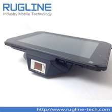 Capacitive Screen Touch Screen Type and 7 inch android 4.3 tablet ,MSR card reader (RT710)