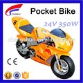 Cool electric mini kids motor pocket bike