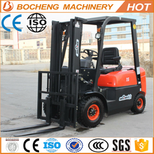 Diesel Engine Hydraulic 1.5 Tons forklift for sale