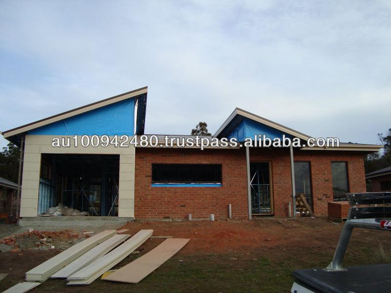 Australienne pr fabriqu e kit maisons maison de r cipient for Maison prefabriquee kit
