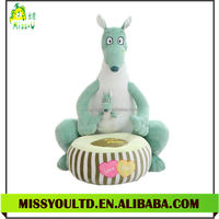 Kangaroo Music Animal Shaped Sofa
