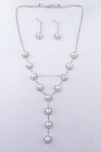 Paradise jewelry,Elegant fashion pearl necklace handicraft wholesale