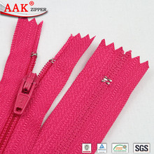 #3 Nylon Closed-End zipper for pants