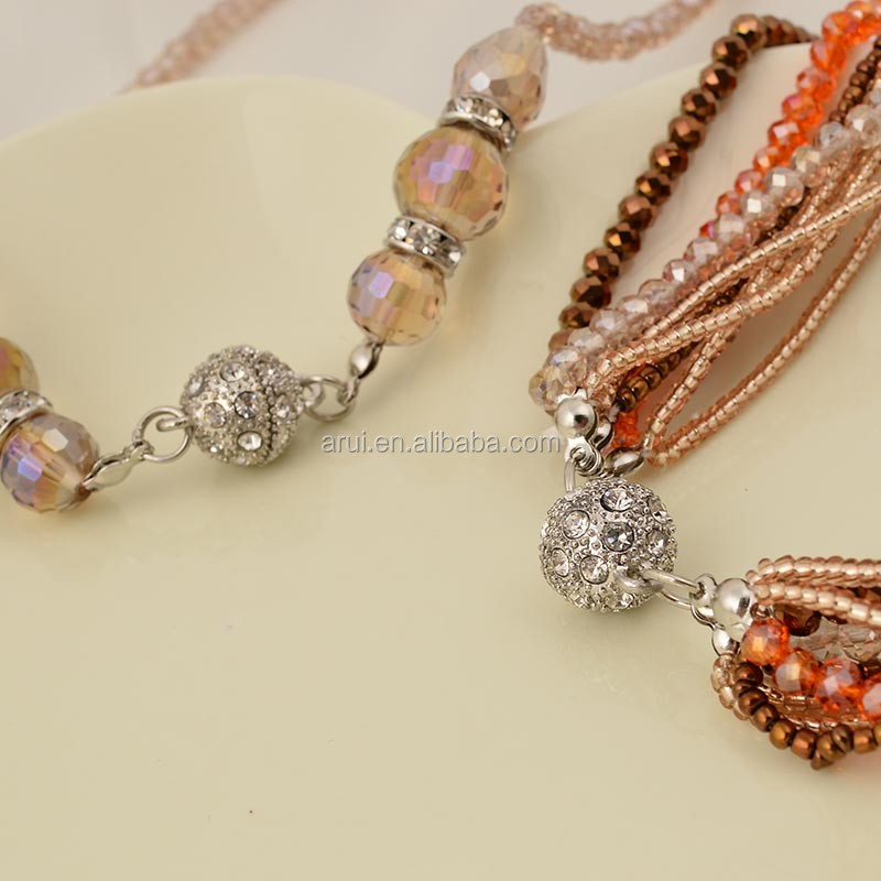 Online Shop China Beads Necklace Fashion Jewelry Wholesale Buy Beads Necklace Beads Necklace