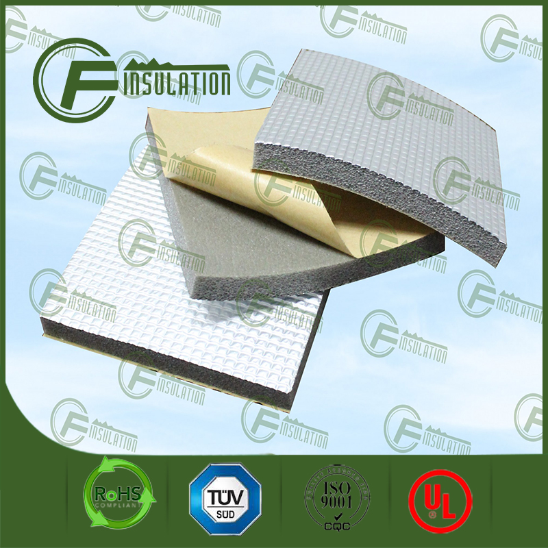 Cross Linked PE Foam Heat Insulation foam board insulation lowes