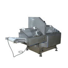 Cutter Type Meat Strip Processing Machine Beef Chicken Cutting Shredding Machine with stainless steel