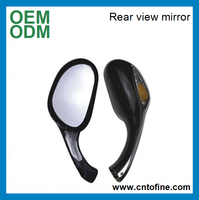 selling in malaysia spare parts for motorcycle back mirror made in china
