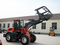 CE the newest construction machinery Backhoe Loader with low price