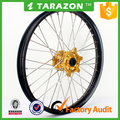Best Aluminum Motorcycle Front Spoke Wheels Price for MX Bike