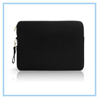 11 inch neoprene laptop computer sleeve/tablet case with handle