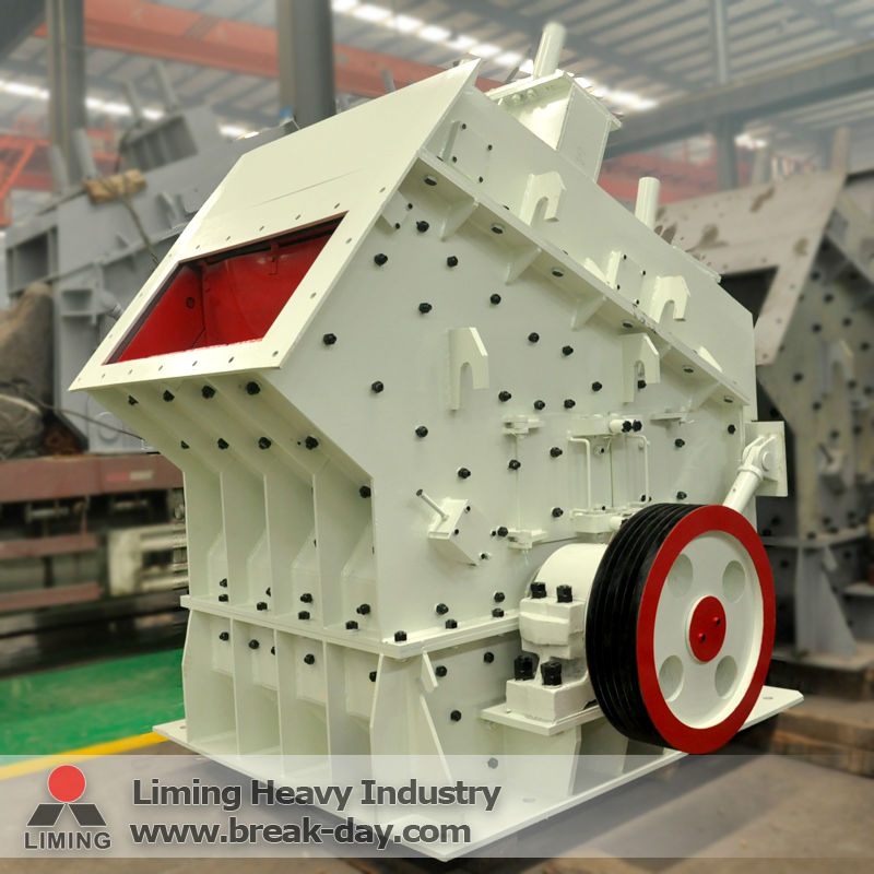 recycled concrete crushing machine for sale