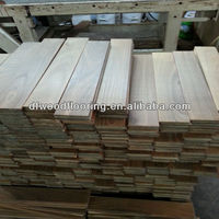 Small Size Natural African Palo Santo Hardwood & Solid Wood Flooring