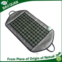 Good quality nuga best infrared therapy heating jade massage bed