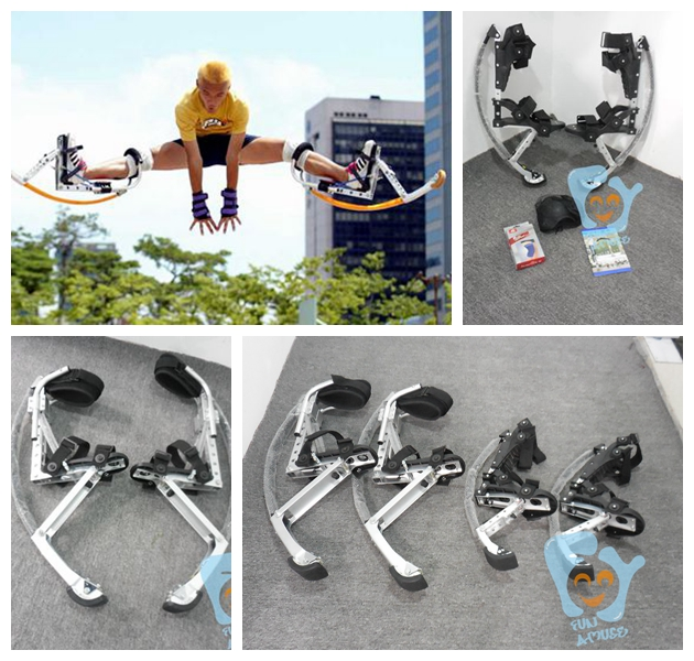 outdoor training poweriser jumping stilts for sale