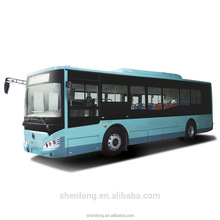 price new electric passenger bus SLK6109USCHE