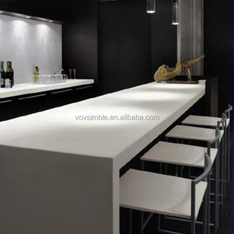 Modified Acrylic Solid Surface Countertop,Acrylic Solid Surface Sheets ...