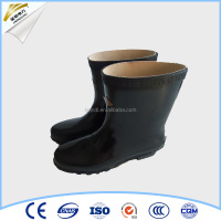 Hot Sale Double Density PU Safety Shoes/Footwear (GWPU-1011)