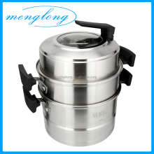 30cm Steam Pot Three Layer Stainless Steel Steamer Pot Stainless Steel Food Steamer