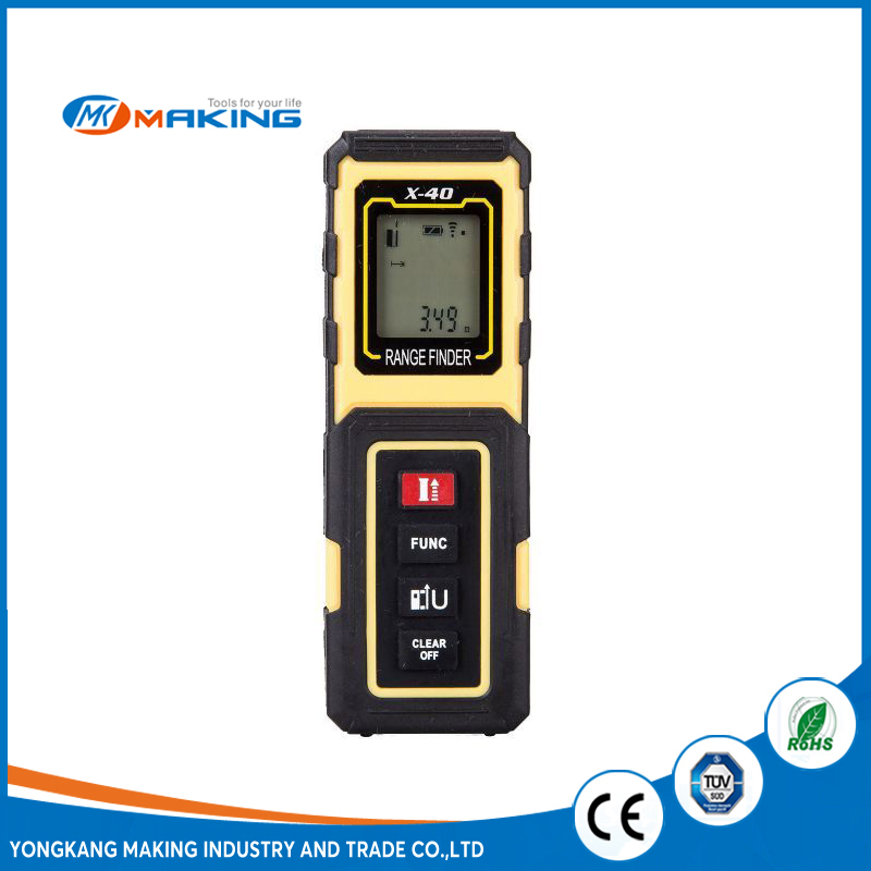 X-40 New mini40Mce ultrasonic distance meter